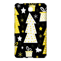 Yellow playful Xmas Samsung Galaxy Tab 4 (7 ) Hardshell Case