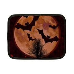 Halloween Card Scrapbook Page Netbook Case (Small)