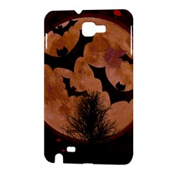 Halloween Card Scrapbook Page Samsung Galaxy Note 1 Hardshell Case