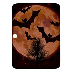 Halloween Card Scrapbook Page Samsung Galaxy Tab 3 (10.1 ) P5200 Hardshell Case