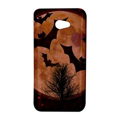 Halloween Card Scrapbook Page HTC Butterfly S/HTC 9060 Hardshell Case