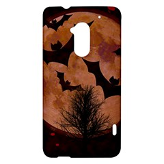 Halloween Card Scrapbook Page HTC One Max (T6) Hardshell Case