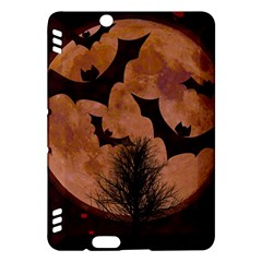 Halloween Card Scrapbook Page Kindle Fire HDX Hardshell Case