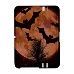 Halloween Card Scrapbook Page Amazon Kindle Fire (2012) Hardshell Case