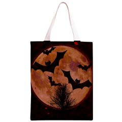 Halloween Card Scrapbook Page Classic Light Tote Bag