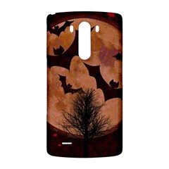 Halloween Card Scrapbook Page LG G3 Back Case