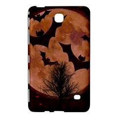 Halloween Card Scrapbook Page Samsung Galaxy Tab 4 (8 ) Hardshell Case