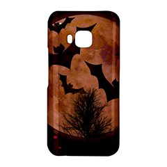 Halloween Card Scrapbook Page HTC One M9 Hardshell Case