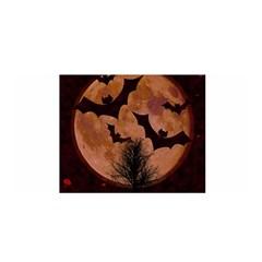 Halloween Card Scrapbook Page Satin Wrap