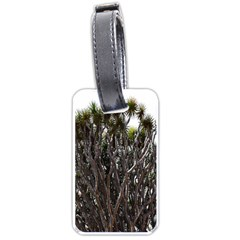 Inflorescences Luggage Tags (One Side)
