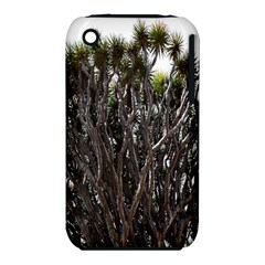 Inflorescences Apple iPhone 3G/3GS Hardshell Case (PC+Silicone)