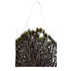 Inflorescences Grocery Light Tote Bag
