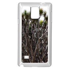 Inflorescences Samsung Galaxy Note 4 Case (White)