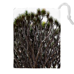 Inflorescences Drawstring Pouches (XXL)