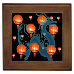 Lampion Framed Tiles