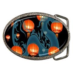 Lampion Belt Buckles