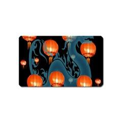 Lampion Magnet (Name Card)