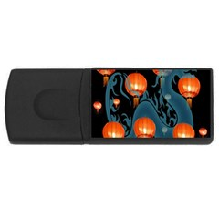 Lampion USB Flash Drive Rectangular (1 GB)
