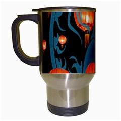Lampion Travel Mugs (White)