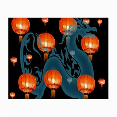Lampion Small Glasses Cloth
