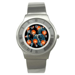 Lampion Stainless Steel Watch