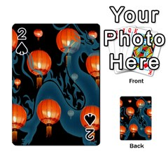 Lampion Playing Cards 54 Designs