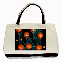 Lampion Basic Tote Bag