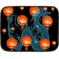 Lampion Fleece Blanket (Mini)