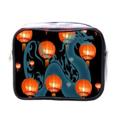 Lampion Mini Toiletries Bags