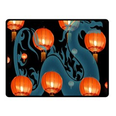 Lampion Fleece Blanket (Small)