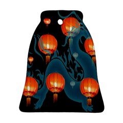 Lampion Bell Ornament (2 Sides)