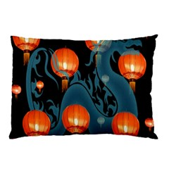 Lampion Pillow Case (Two Sides)