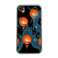 Lampion Apple iPhone 4 Case (Clear)