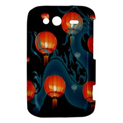 Lampion HTC Wildfire S A510e Hardshell Case