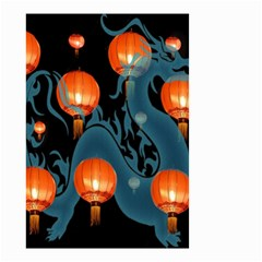 Lampion Small Garden Flag (Two Sides)