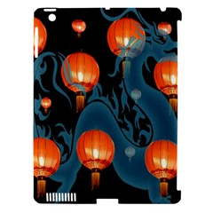 Lampion Apple iPad 3/4 Hardshell Case (Compatible with Smart Cover)