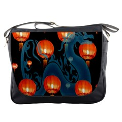 Lampion Messenger Bags