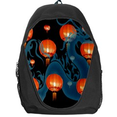 Lampion Backpack Bag