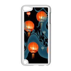 Lampion Apple iPod Touch 5 Case (White)