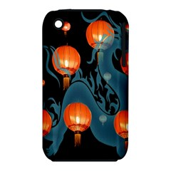 Lampion Apple iPhone 3G/3GS Hardshell Case (PC+Silicone)