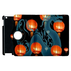 Lampion Apple iPad 2 Flip 360 Case