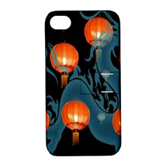 Lampion Apple iPhone 4/4S Hardshell Case with Stand