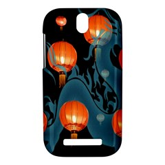 Lampion HTC One SV Hardshell Case