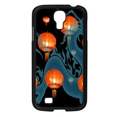 Lampion Samsung Galaxy S4 I9500/ I9505 Case (Black)