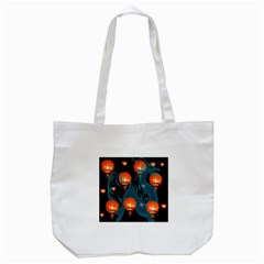 Lampion Tote Bag (White)