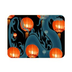 Lampion Double Sided Flano Blanket (Mini)