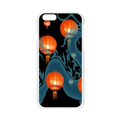 Lampion Apple Seamless iPhone 6/6S Case (Transparent)