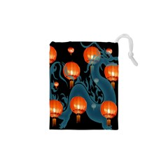 Lampion Drawstring Pouches (XS)