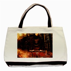 Locomotive Basic Tote Bag