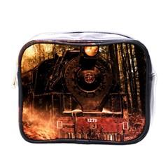 Locomotive Mini Toiletries Bags